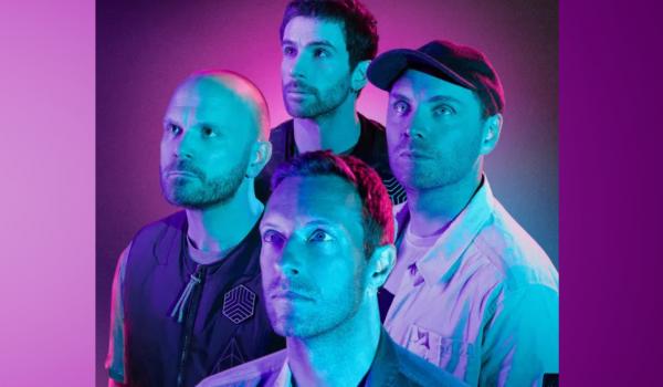 """""""Higher Power"""", il nuovo singolo dei Coldplay arriva dallo spazio"""