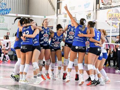 Marsala, la squadra di volley ad un passo dalla Serie A1