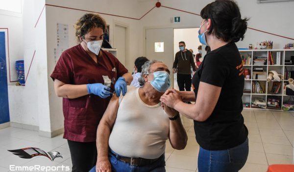Vaccini Palermo: oggi tappa al quartiere Zen