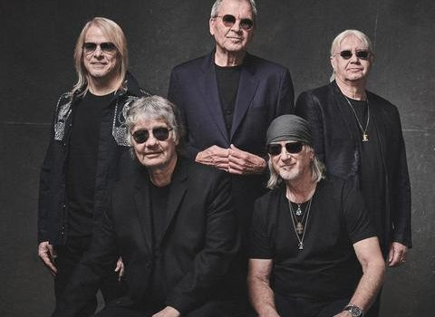Deep Purple in Italia rinviano al 2022