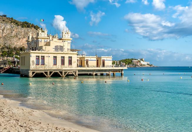 Spiaggia di Mondello