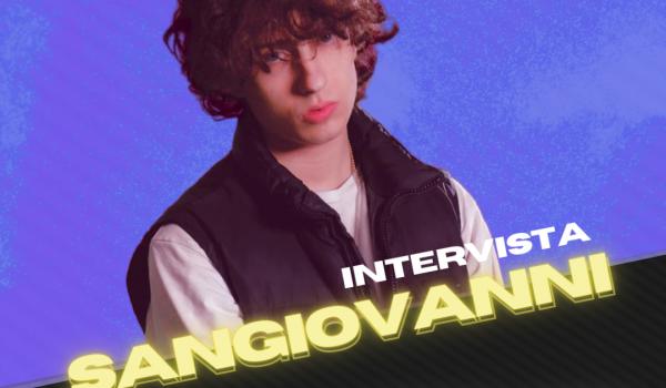 Sangiovanni, tra 'Malibù' e i diritti civili (video intervista)
