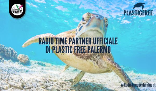 Radio Time per l'ambiente: partner di Plastic Free Palermo