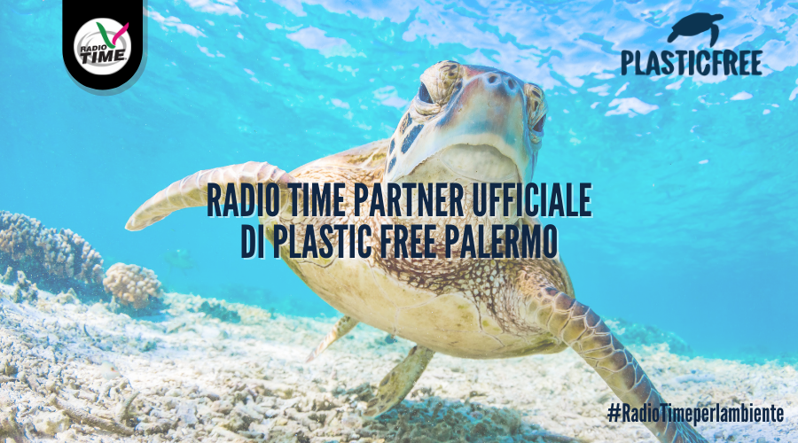 RADIO TIME PARTNER UFFICIALE DI PLASTIC FREE PALERMO-2