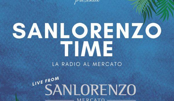 Sanlorenzo Time, torna l'appuntamento live di Radio Time