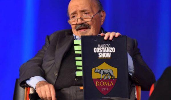 As Roma, Maurizio Costanzo nuovo responsabile strategie di comunicazione