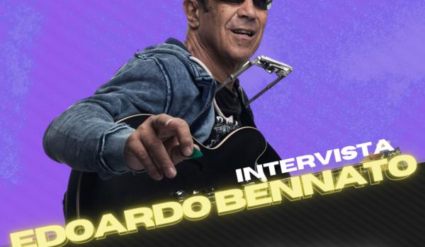 Edoardo Bennato ospite ai nostri microfoni (video)