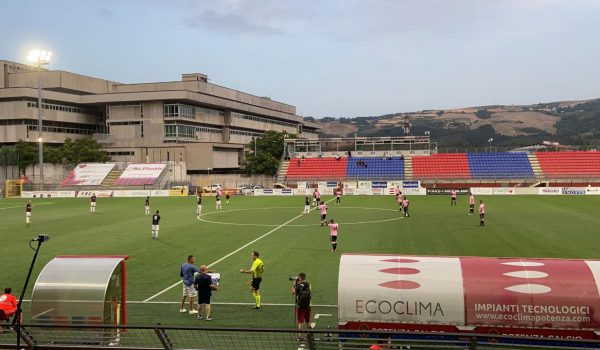 Buona la prima per il Palermo: l'amichevole con il Potenza finisce 3-0