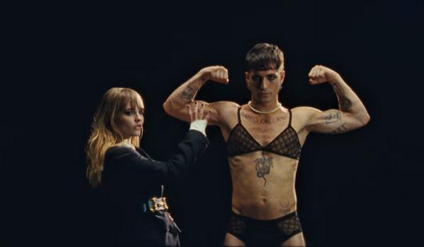 """Maneskin, ecco il videoclip ufficiale di """"I wanna be your slave"""""""