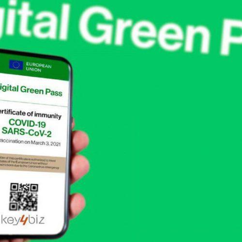 Green Pass Europeo