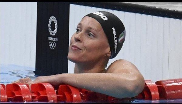 """Pellegrini settima nei suoi ultimi 200 sl olimpici: """"Un viaggio incredibile"""""""