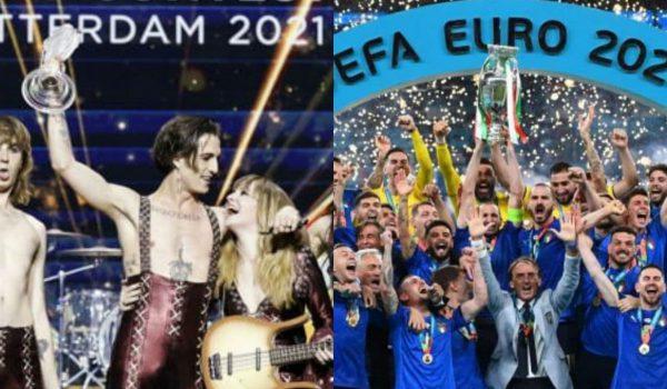 Eurovision ed Europeo: l'Italia entra nella storia