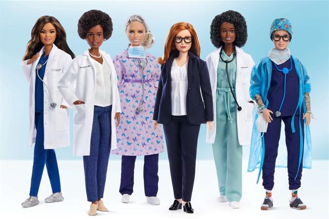 Barbie virologa