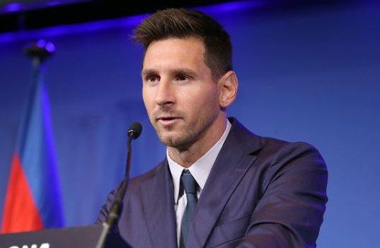 Messi è atterrato a Parigi: presto sarà giocatore del PSG