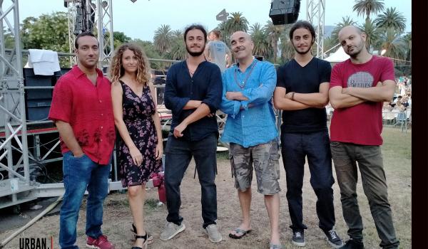 Gli Urban J Quintet in concerto al Giardino della Kolymbethra